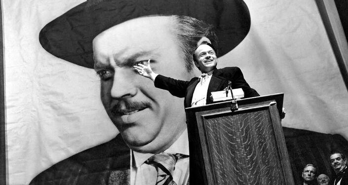Locandina di 'Citizen Kane' (Quarto potere) del 1941