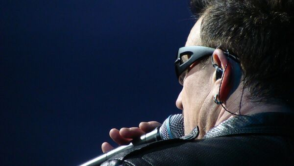 Bono Vox, leader del gruppo U2 - Sputnik Italia