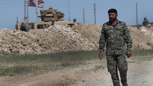 Coalizione USA in Siria - Sputnik Italia