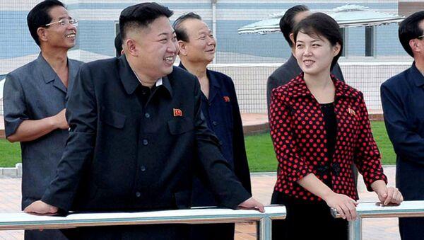 Kim Jong Un - Sputnik Italia