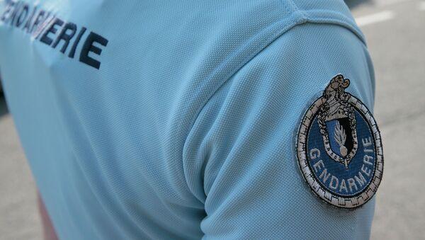 Agente della gendarmeria francese - Sputnik Italia