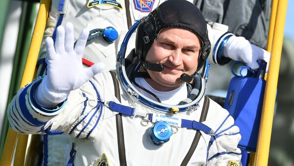 Alexey Ovchinin - Sputnik Italia