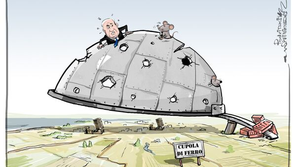 Cupola di Ferro - Sputnik Italia