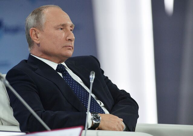 Putin al Valdai Discussion Club