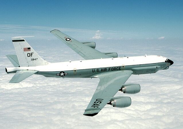 Un RC-135U Combat Sent