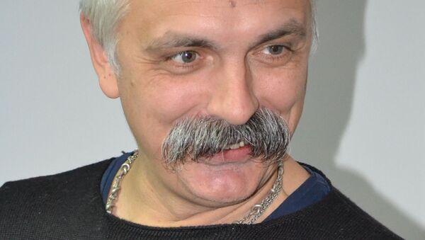 Украинский журналист Дмитрий Корчинский - Sputnik Italia