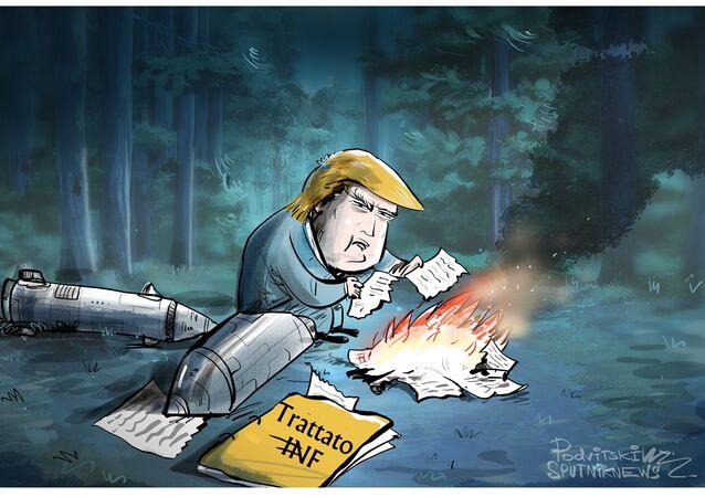 Trump e il trattato INF