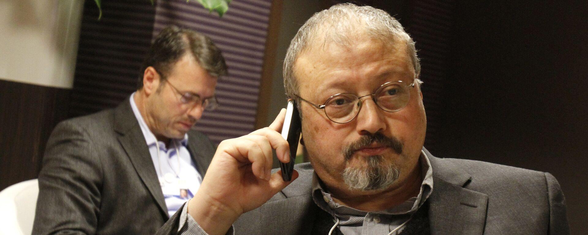 Jamal Khashoggi - Sputnik Italia, 1920, 27.02.2021