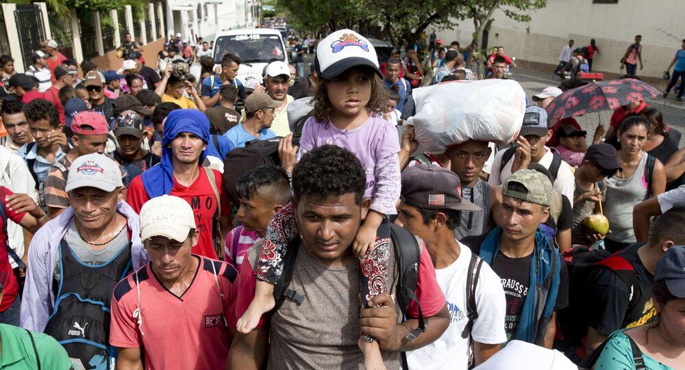 Emigrati honduregni
