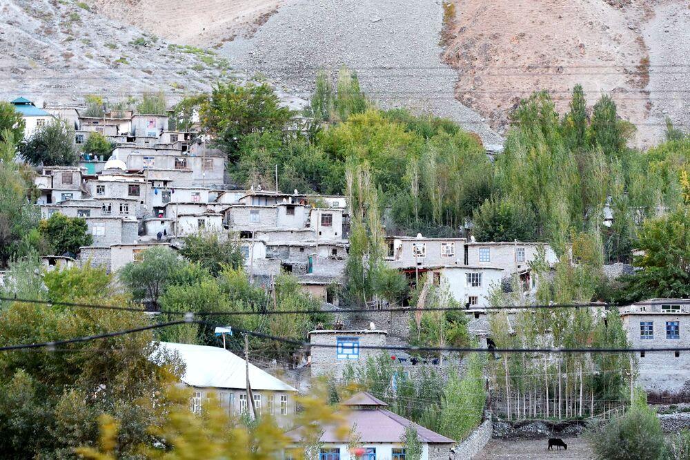 Badakhshan dell'Afghanistan