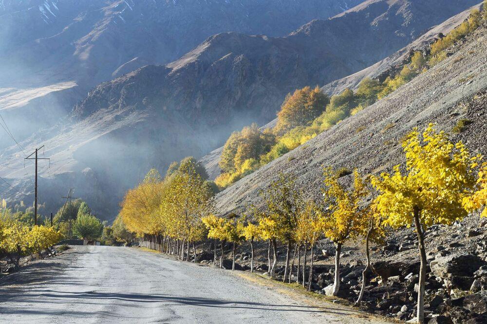 La natura del Tagikistan