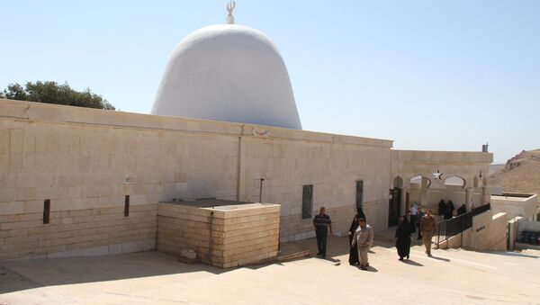 La moschea di Nabi Habeel - Sputnik Italia