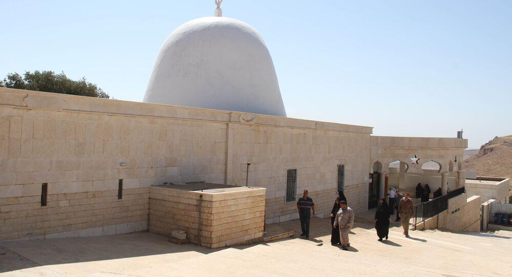 La moschea di Nabi Habeel