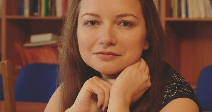Elena Maslova, esperta russa di relazioni internazionali