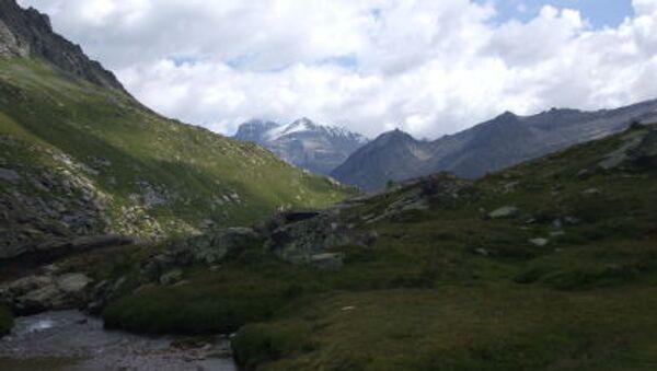 Итальянский национальный парк Gran Paradiso в Грайских Альпах - Sputnik Italia