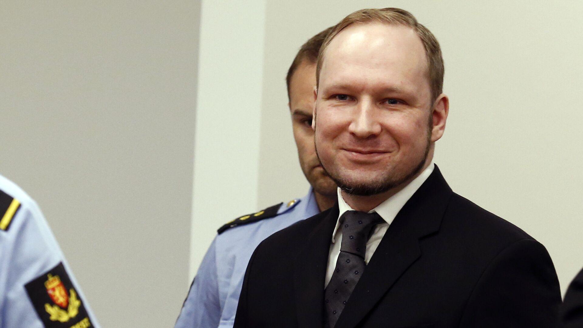 Anders Behring Breivik - strage di Utoya, 77 vittime - Sputnik Italia, 1920, 21.07.2021