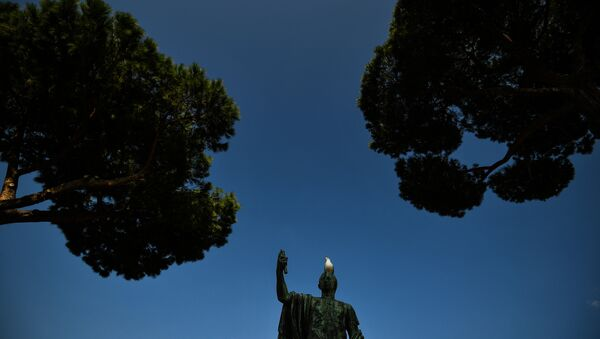 Roma, Italia - Sputnik Italia