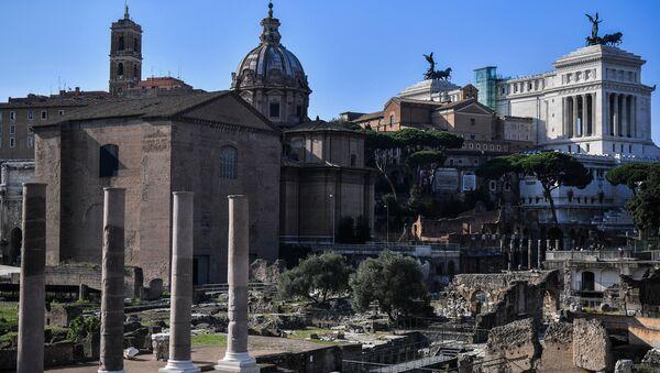Foro di Cesare, Roma - Sputnik Italia