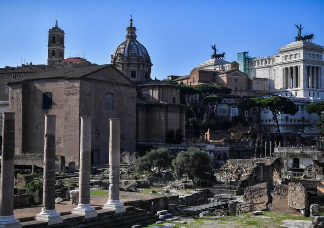 Foro di Cesare, Roma