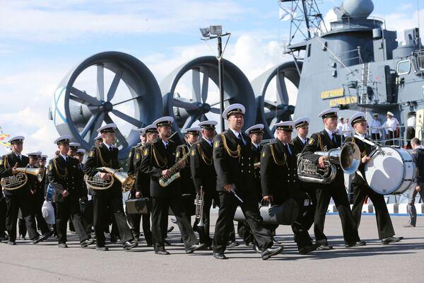 Al via il settimo salone navale di San Pietroburgo. - Sputnik Italia