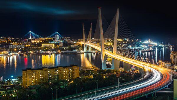 Vladivostok festeggia i 155 anni dalla sua fondazione - Sputnik Italia