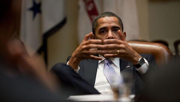 Presidente degli USA Barack Obama - Sputnik Italia
