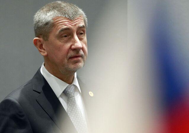 Premier ceco Andrej Babiš