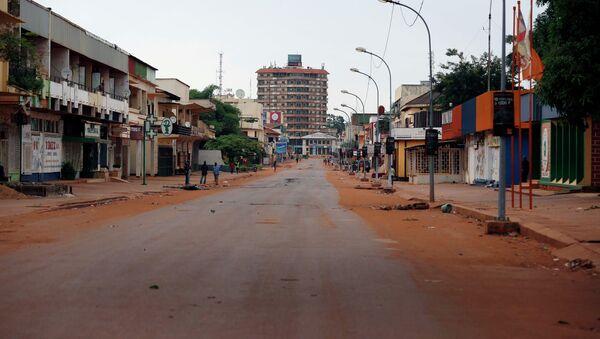 Bangui, la capitale della Repubblica Centrafricana - Sputnik Italia