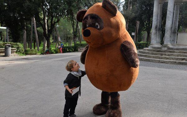 Soyuzmultfilm. Vinni Pooh - Sputnik Italia