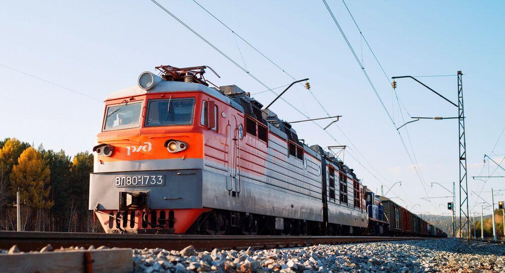 Ferrovia Transiberiana