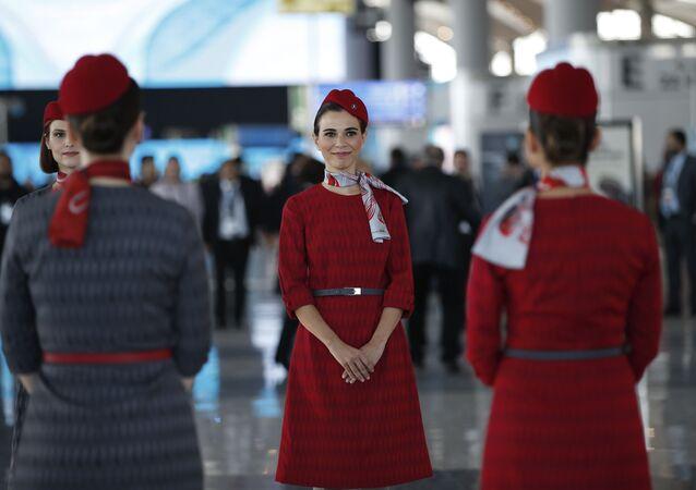 Il nuovo aeroporto di Istanbul