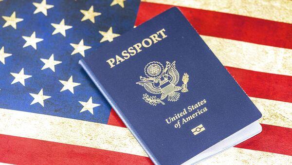Passaporto americano - Sputnik Italia