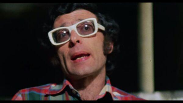 Giampiero Mughini -  screenshot dal film Ecce Bombo - Sputnik Italia