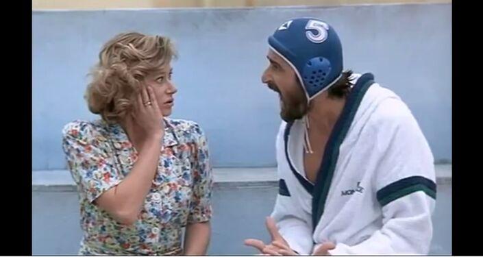 Nanni Moretti in 'Palombella rossa' – 1989 le parole sono importanti