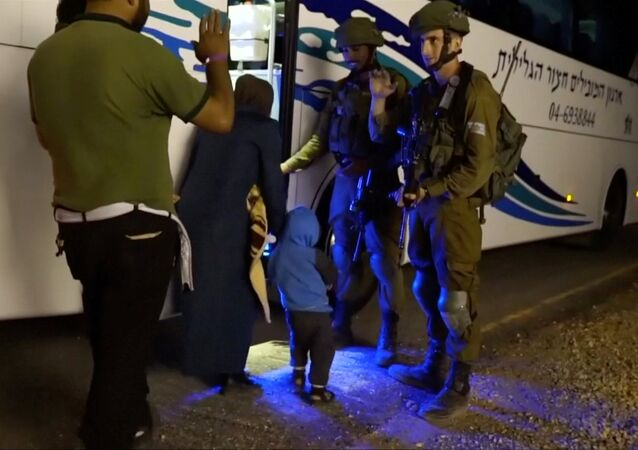 Evacuazione dei Caschi Bianchi dalla Siria condotta dai militari israeliani