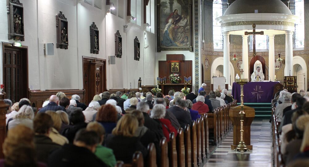 Chiesa irlandese
