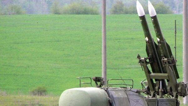Sistema missilistico antiaereo Buk dell'esercito ucraino - Sputnik Italia