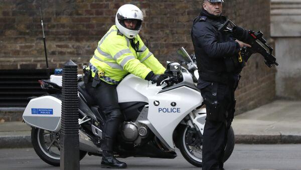 Agenti della polizia di Londra - Sputnik Italia