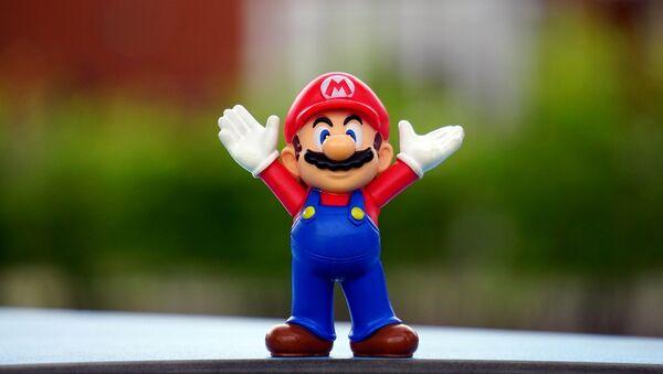 Super Mario  - Sputnik Italia