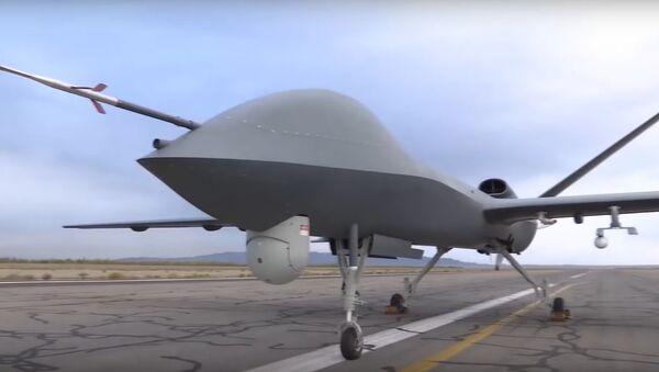 CH-5 UAV - Sputnik Italia
