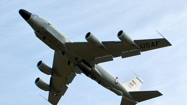 El avión estadounidense RC-135 - Sputnik Italia