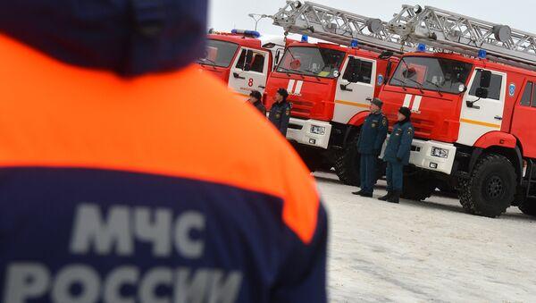 I servizi di emergenza russi - Sputnik Italia