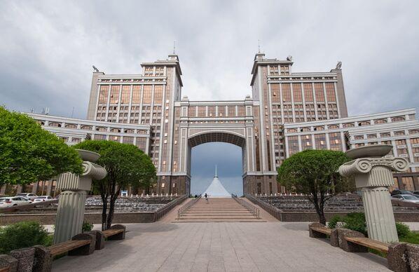 Astana, architettura di una giovane capitale - Sputnik Italia