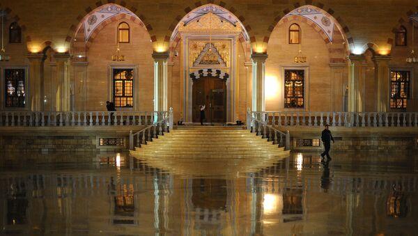 Moschea centrale A.Kakyrov Cuore della Cecenia a Grozny - Cecenia - Sputnik Italia