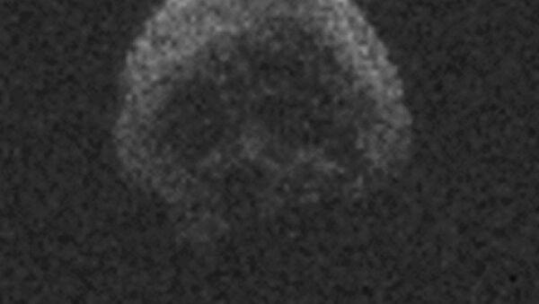 L'asteroide TB145 - Sputnik Italia