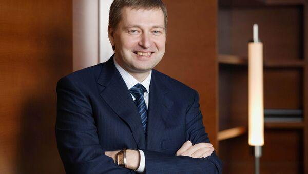 Il proprietario della società calcistica AS Monaco Dmitry Rybolovlev - Sputnik Italia