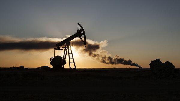 L'estrazione petrolifera - Sputnik Italia