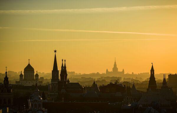 L'autunno a Mosca. - Sputnik Italia