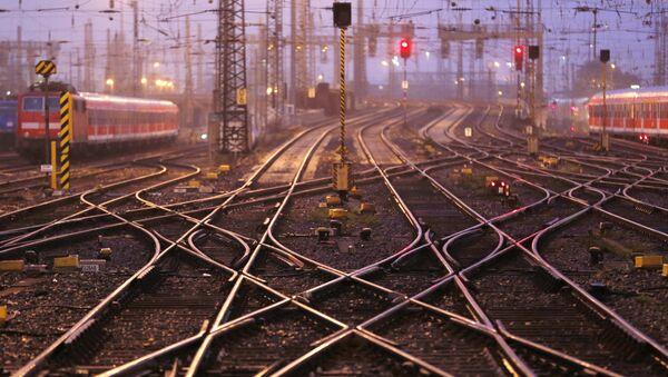 Ferrovie a Francoforte sul Meno - Sputnik Italia