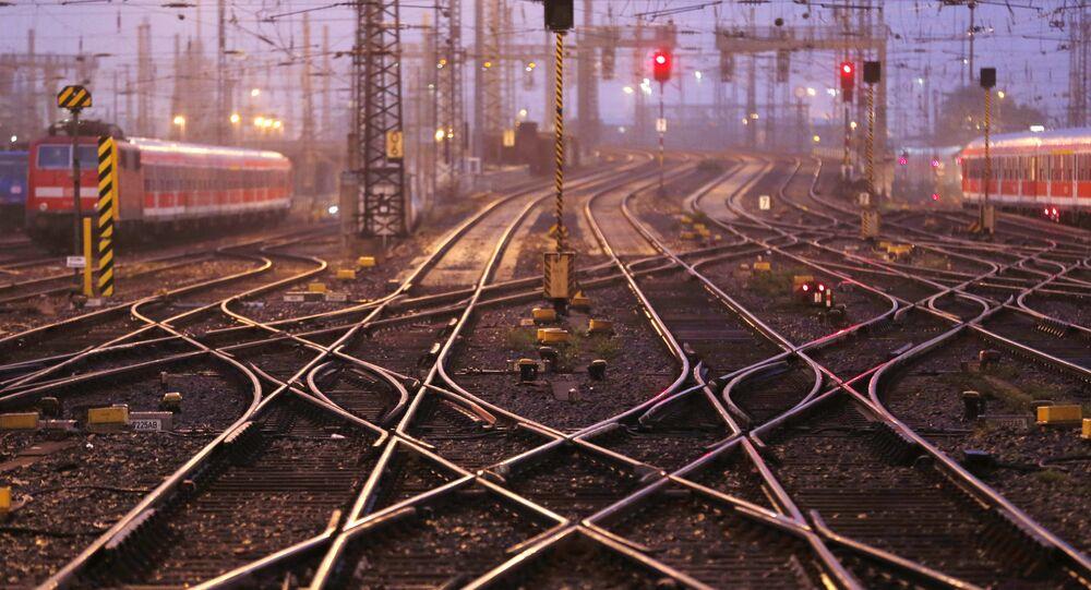 Ferrovie a Francoforte sul Meno
